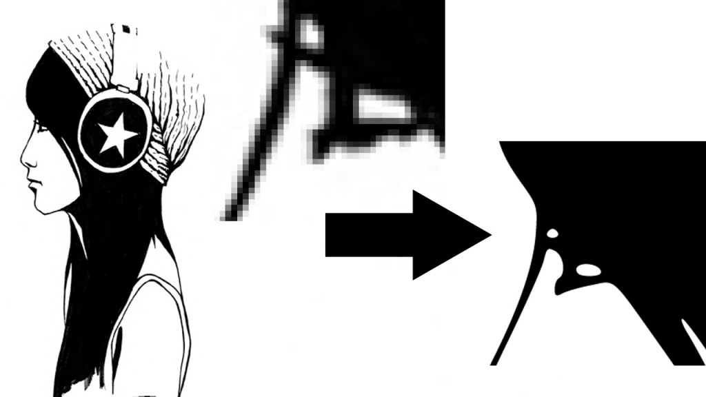 Bilder in Vektor Grafiken umwandeln