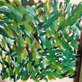 Gemälde-Kind-2-Jahre-gemalt-grün