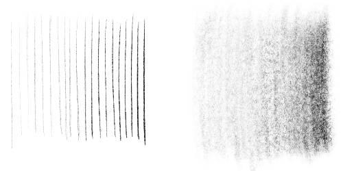 Schraffur 06 Strichstärke
