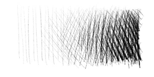 Schraffur 07 Bleistifthaerten