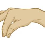 Hand-Etwas-Halten-Zeichnung-01-Illustration