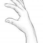 Hand-Halten-Zeichnung-01-Bleistift