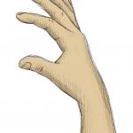 Hand-Halten-Zeichnung-01-Buntstift