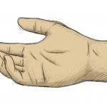 Hand-Reichen-Zeichnung-01-Buntstift