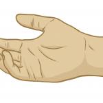 Hand-Reichen-Zeichnung-01-Illustration
