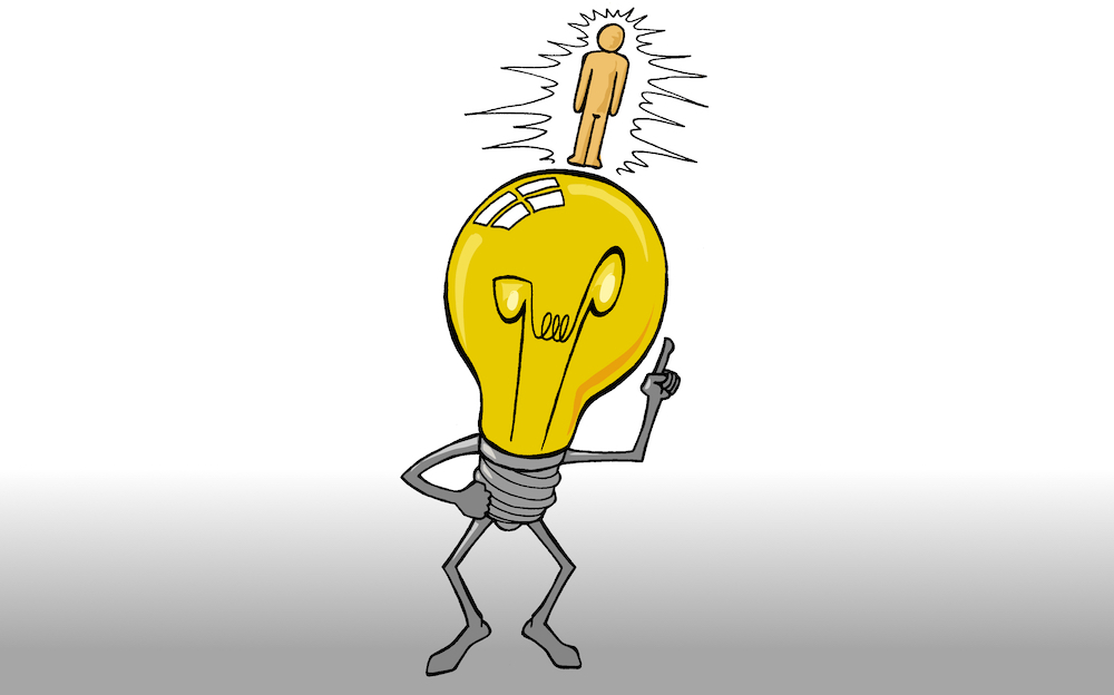idea light bulb human being drawing idea idea drawing idea