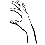 Hand Drawing - Simple - Black & White