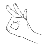 Hand Drawing - Snipping - Lines