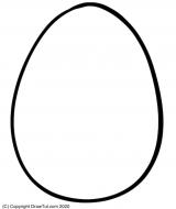 Ostern Kinder Ausmalbild Osterei