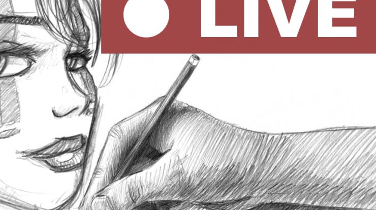 Live Zeichnungen mit Drawtut
