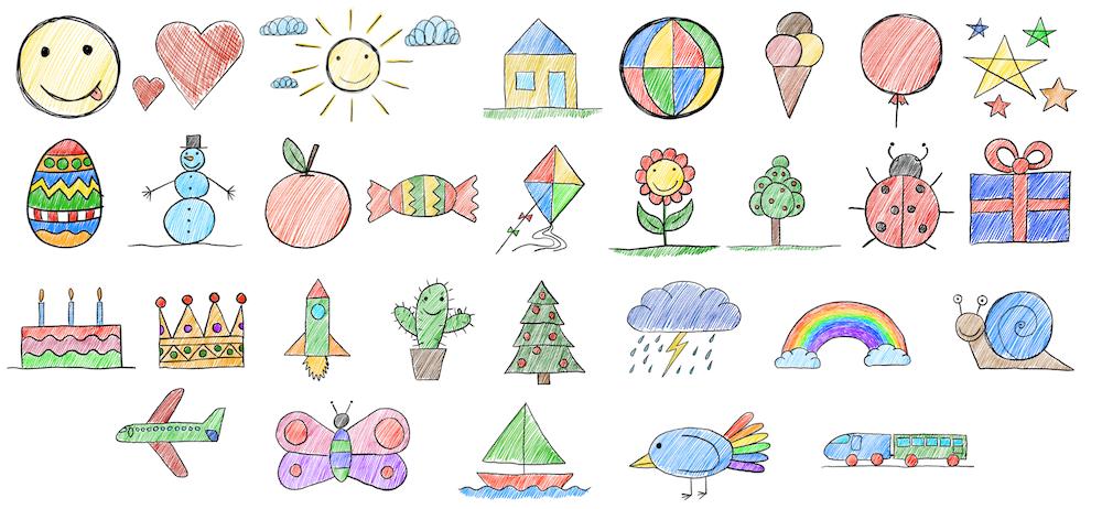 Zeichnen Lernen Fur Kinder 3 Bis 10 Jahre Tobis Malschule