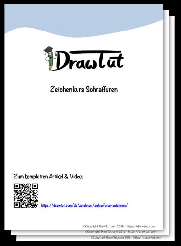 Zeichenkurs Schraffuren-DrawTut