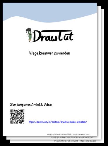 Zeichenkurs - Wege kreativer zu werden-DrawTut