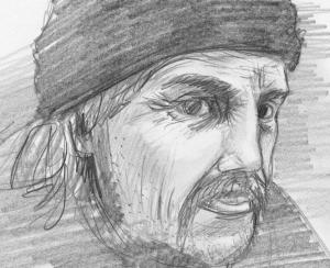 Portrait Skizze