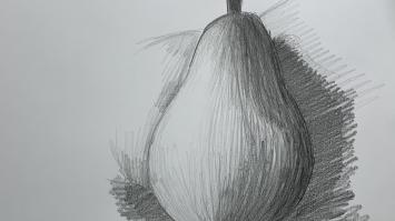 Zeichnen Workshop Zeichnung Stillleben
