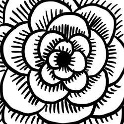 Zendoodle Muster 3