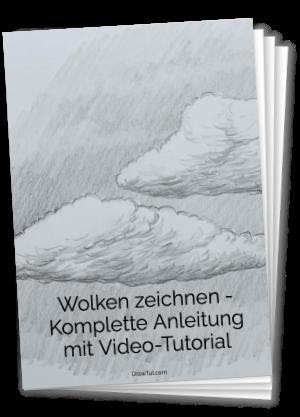 Wolken Zeichnen Anleitung PDF