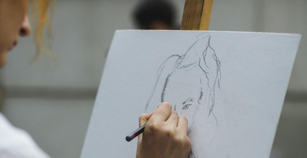 Zeichne für andere