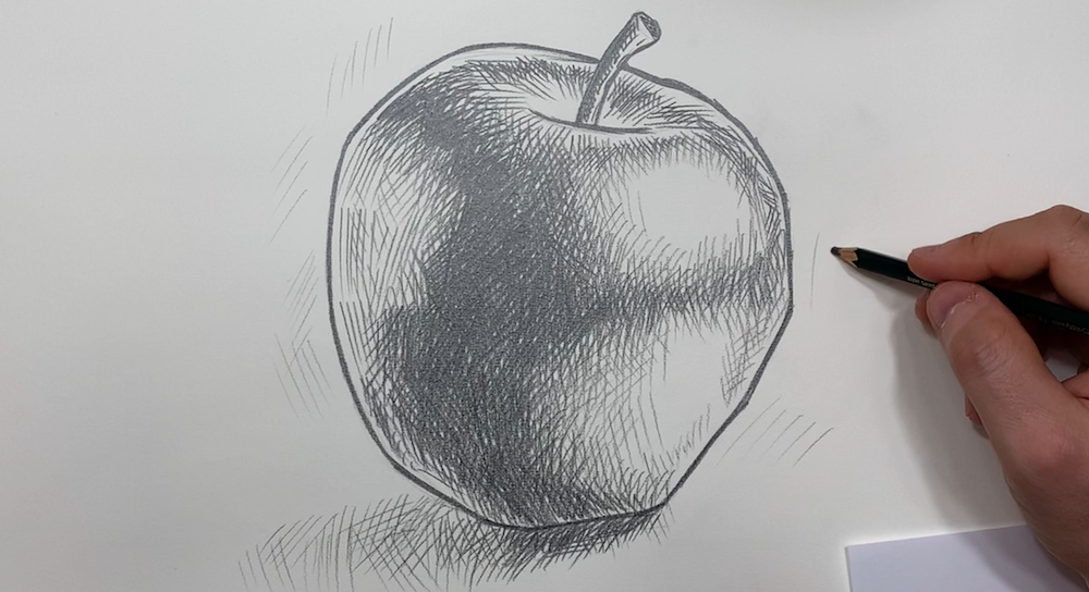 Draw background from apple