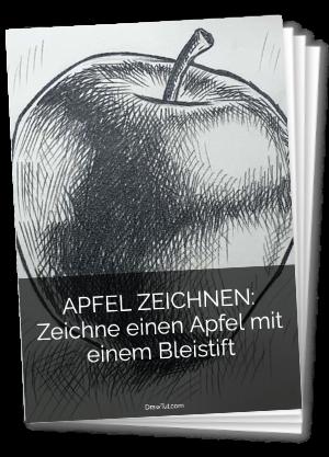 Apfel Zeichnen Anleitung