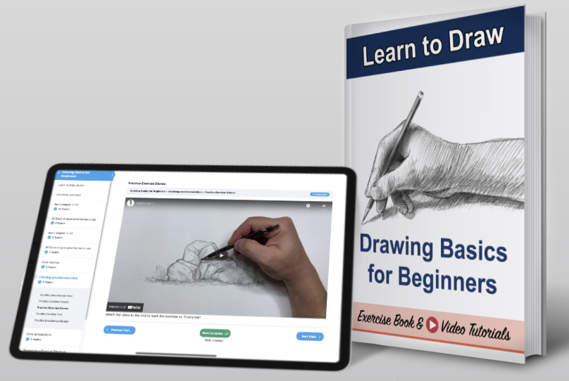 Learn to Draw Course