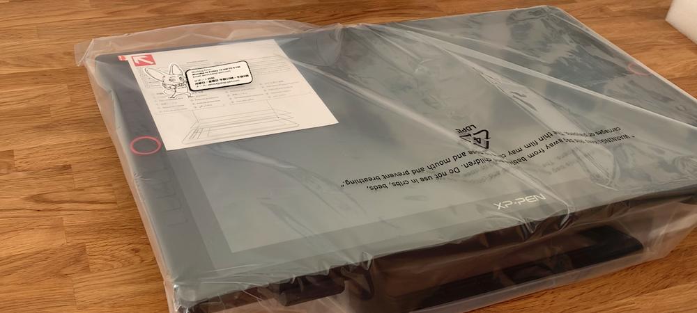 XP-PEN Tablet Artist 22R Pro Folien