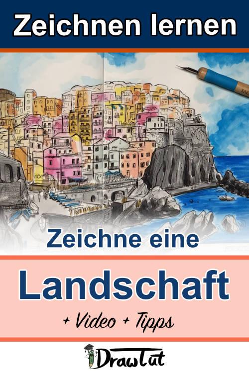 Landschaft Zeichnen