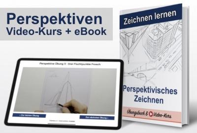 Perspektiven Zeichnen lernen