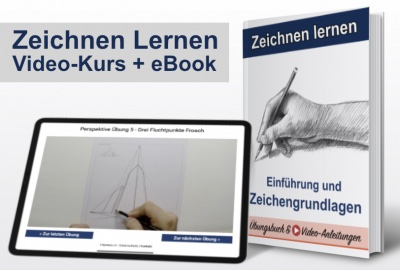 Zeichnen Lernen Kurs Anfänger