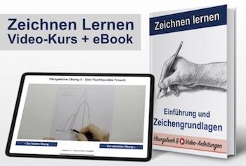 Zeichnen-Lernen-Kurs