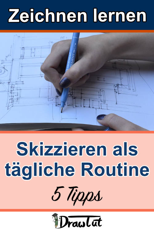 Skizzen Idee Routine