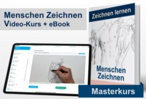 Menschen Zeichnen Kurs Master