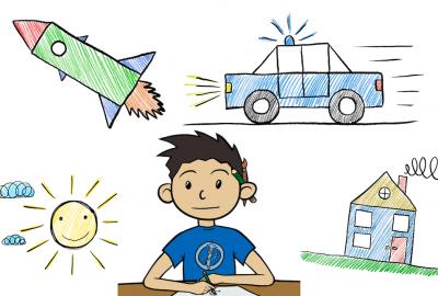 DrawTut Kinder Zeichenschule