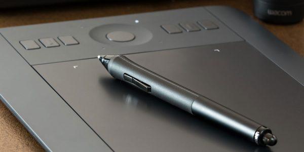 Grafik-Tablet Zeichenwerkzeuge