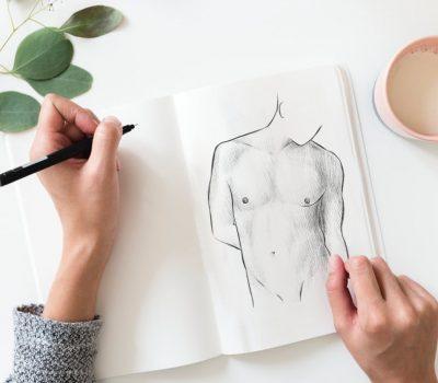 Menschen Zeichnen Skizze