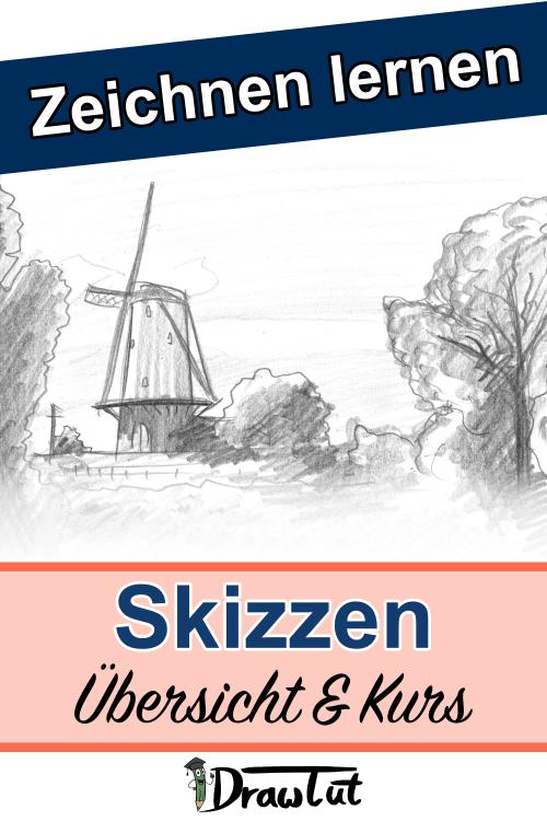 Skizzen Übersicht und Einführung