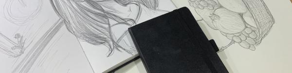Skizzenbuch Übersicht & Tipps