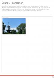 Zeichnen Übung Skizzen Landhaus